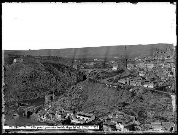 17-LAURENT - 0025 - Vista general panorámica desde la Virgen del Val [sic, Valle]-1