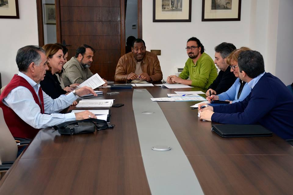Reunido el Consejo Local de Cooperación