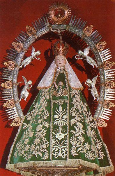 17_Toledo-Nuestra Señora de la Salud de la Iglesia de Santa Leocadia