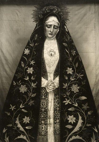 17_Toledo-Virgen de la Soledad de la Iglesia de Santa Justa