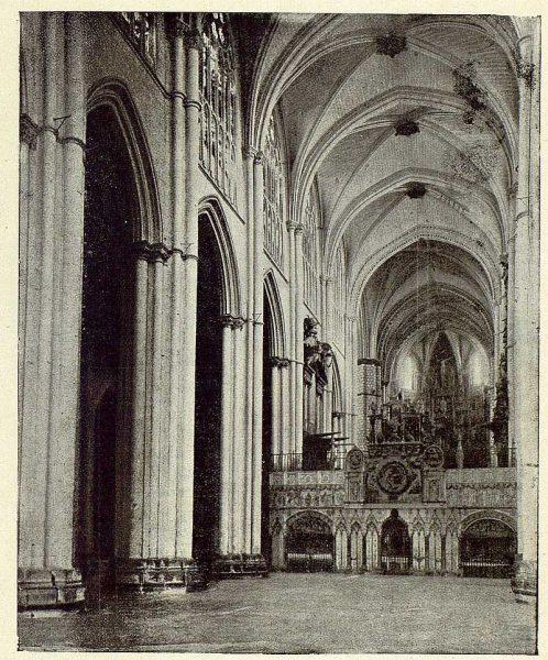 18-TRA-1925-216 - Catedral, Trascoro