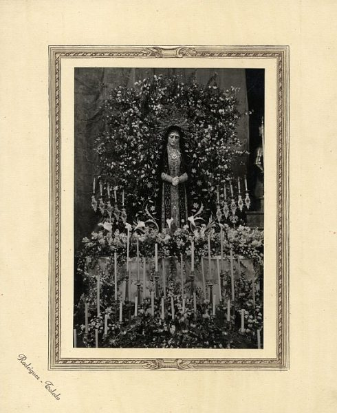 18_Toledo-Virgen de la Soledad de la Iglesia de Santa Justa