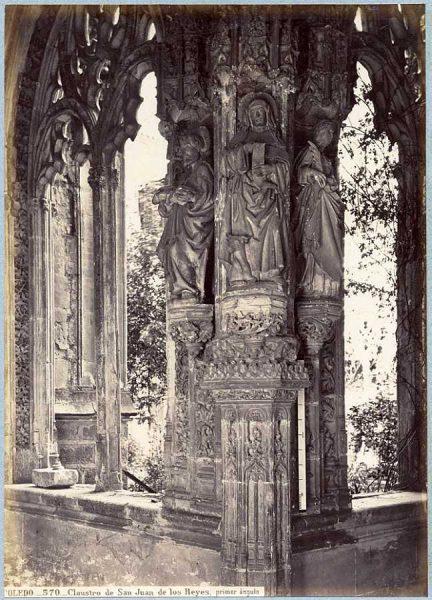 19-LAURENT - 0570 - Claustro de San Juan de los Reyes, primer ángulo_3