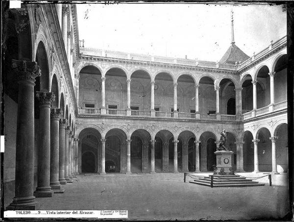 20-LAURENT - 0009 - Vista interior del Alcázar_1
