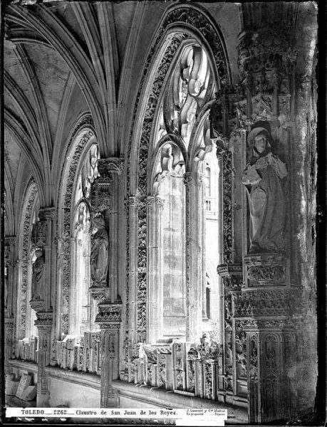22-LAURENT - 2262 - Claustro de San Juan de los Reyes