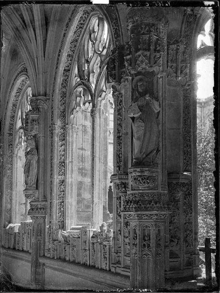 23-LAURENT - 2262 - Claustro de San Juan de los Reyes_2