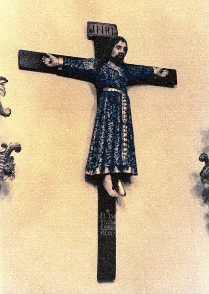 23_Toledo-Cristo de Luca de la Iglesia de Santa Leocadia