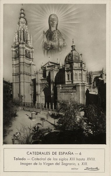 23_Toledo-Nuestra Señora del Sagrario de la Catedral
