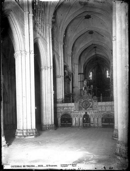 24-LAURENT - 2250 - Catedral de Toledo_El Trascoro