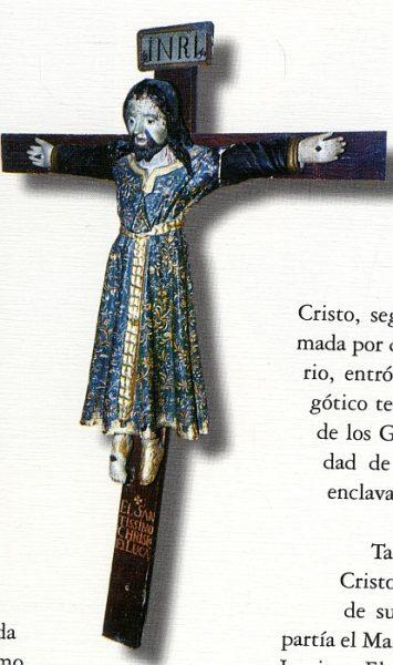 24_Toledo-Cristo de Luca de la Iglesia de Santa Leocadia