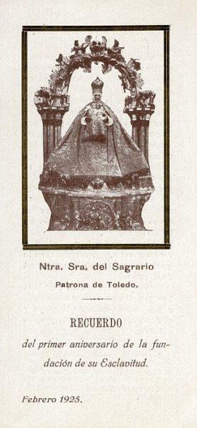 25_Toledo-Nuestra Señora del Sagrario de la Catedral