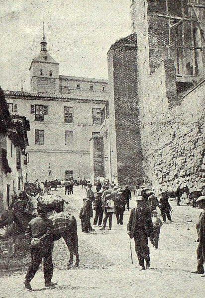 26-TRA-1926-228 - [Plaza y cuesta de la Concepción]