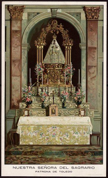 26_Toledo-Nuestra Señora del Sagrario de la Catedral