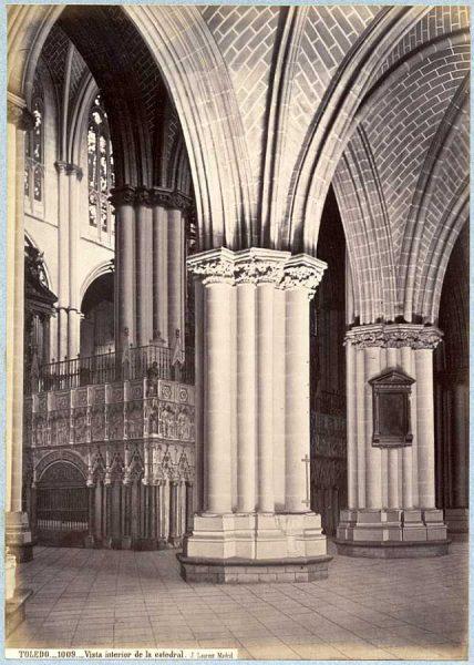 33-LAURENT - 1009 - Vista interior de la Catedral