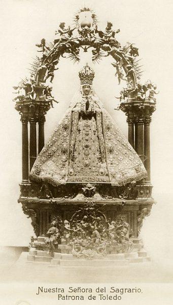 33_Toledo-Nuestra Señora del Sagrario de la Catedral