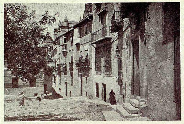 34-TRA-1926-230 - Plaza de San Justo