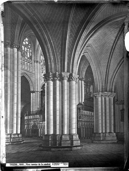 36-LAURENT - 1012 - Vista interior de la Catedral