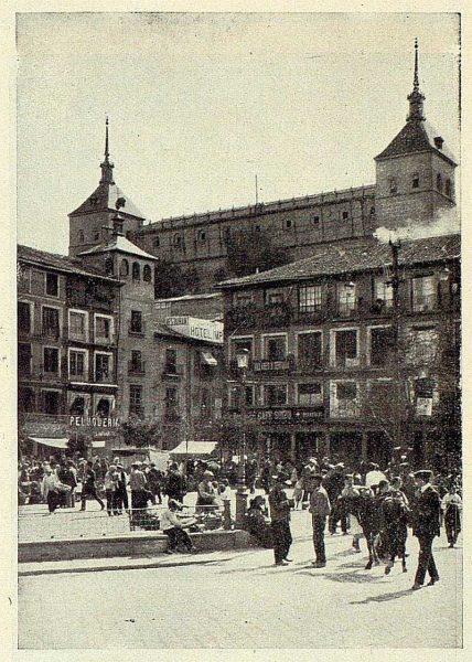 36-TRA-1926-228 - [Plaza de Zocodover]
