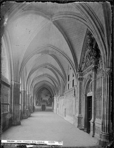38-LAURENT - 0574 - Claustro de la Catedral_1