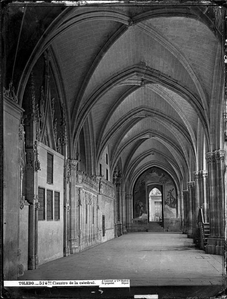 40-LAURENT - 0574 Bis - Claustro de la Catedral