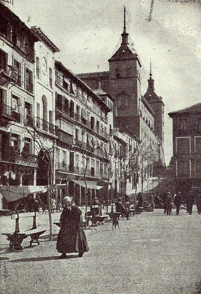42-TRA-1926-228 - [Plaza de Zocodover]