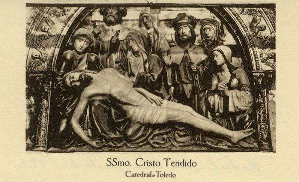51_Toledo-Cristo Tendido de la Catedral