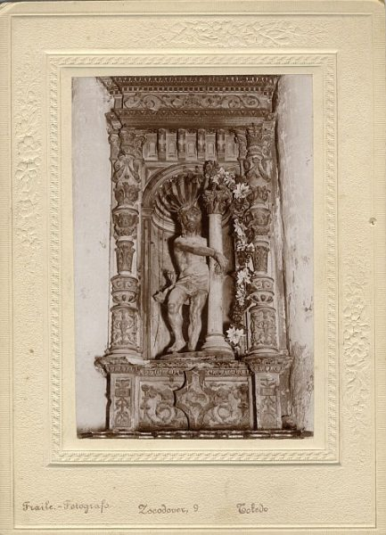 52_Toledo-Cristo del Olvido de la Catedral