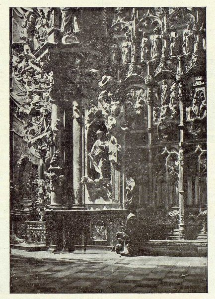 54-TRA-1922-188 - Catedral, El Transparente