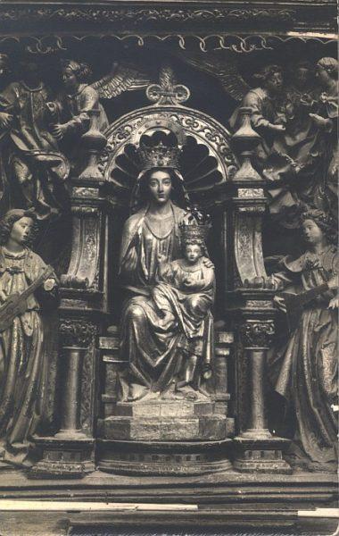 54_Toledo-Santa María la Mayor del Retablo de la Capilla Mayor de la Catedral