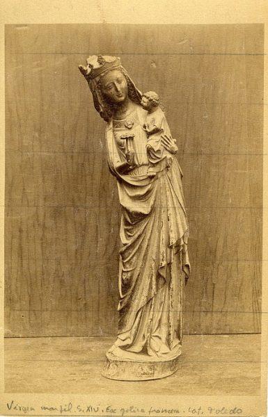 55_Toledo-Virgen de marfil de la Catedral