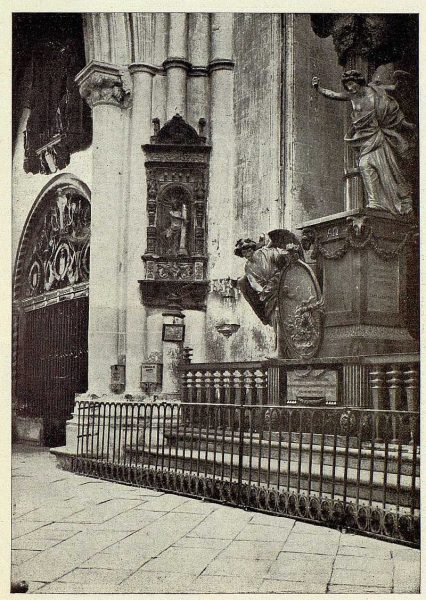 57-TRA-1928-254 - Catedral, detalle