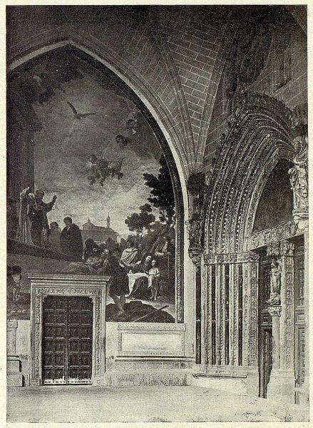 62-TRA-1926-227 - Catedral, puerta de Santa Catalina