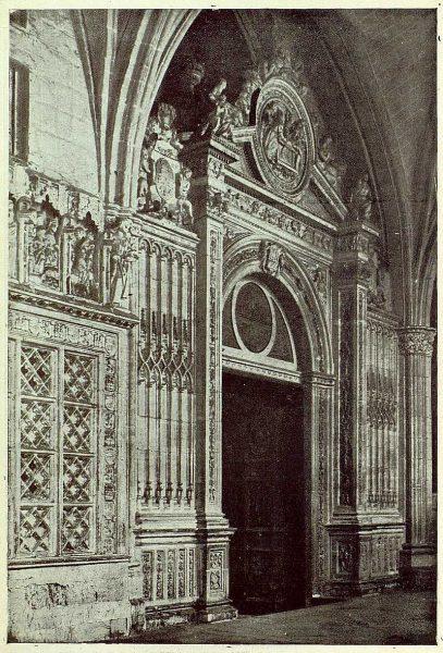 63-TRA-1925-226 - Catedral, puerta de la Presentación