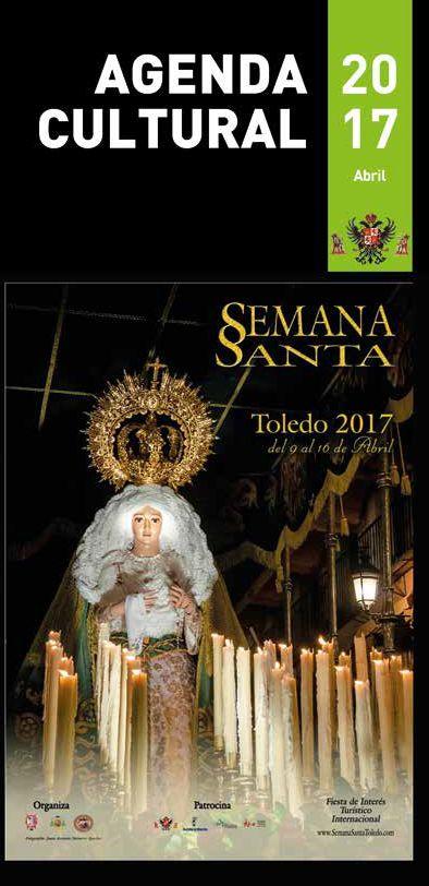 Folleto Agenda Cultural abril 2017