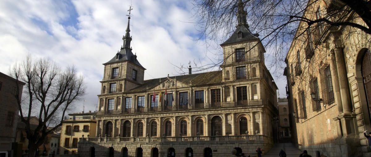 El Ayuntamiento de Toledo presenta su nueva página web