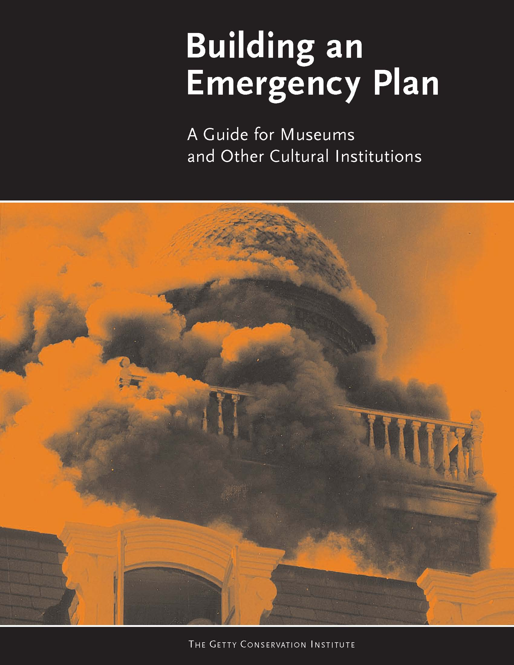 Building and emergency plan