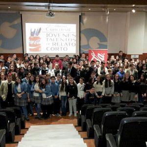 El Gobierno local respalda el concurso de relato corto organizado por Coca Cola para promover la escritura entre los jóvenes