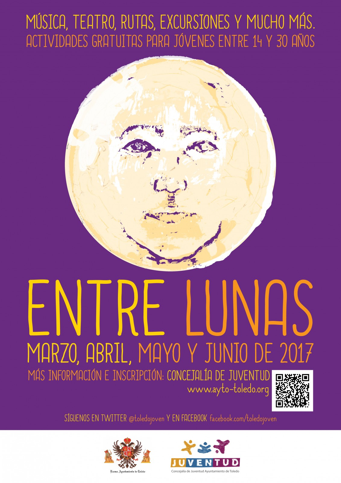 """Programa """"Entre Lunas 2017"""""""