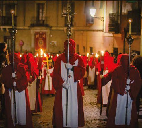 Martes Santo. Procesión del SANTÍSIMO CRISTO DE LOS ÁNGELES
