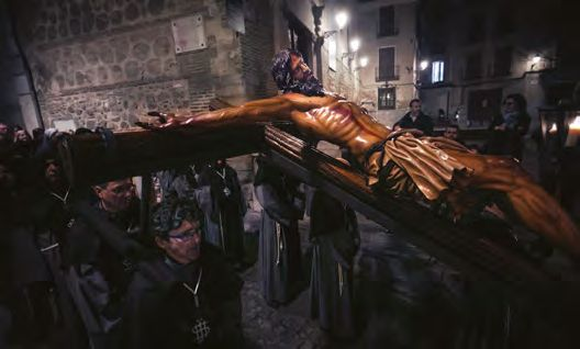https://www.toledo.es/wp-content/uploads/2017/03/cristo-del-amor-ii.jpg. Martes Santo. Procesión del SANTÍSIMO CRISTO DEL AMOR