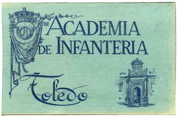 Cubierta Colección de Postales CA 1930