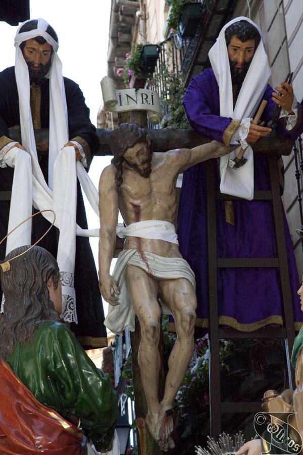 Viernes Santo. Procesión del Santo Entierro