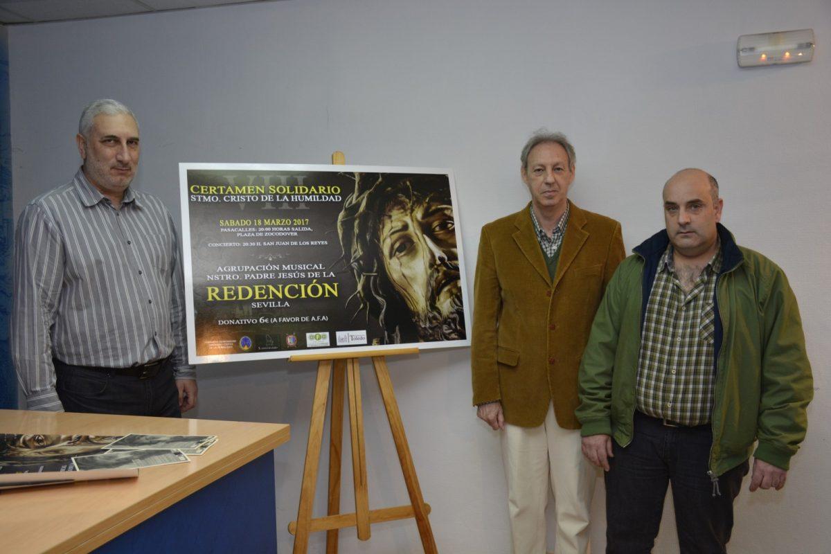 http://www.toledo.es/wp-content/uploads/2017/03/dsc1089-1200x800.jpg. El Ayuntamiento respalda la celebración del VIII Certamen Solidario que acogerá San Juan de los Reyes el 18 de marzo