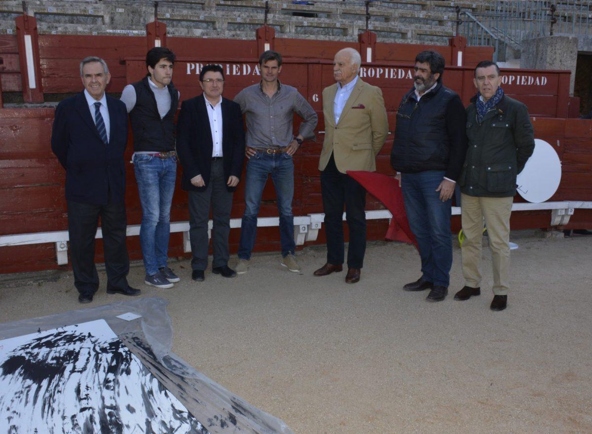 El Ayuntamiento respalda una iniciativa en la Plaza de Toros que aglutina arte y puesta en valor del patrimonio de Toledo