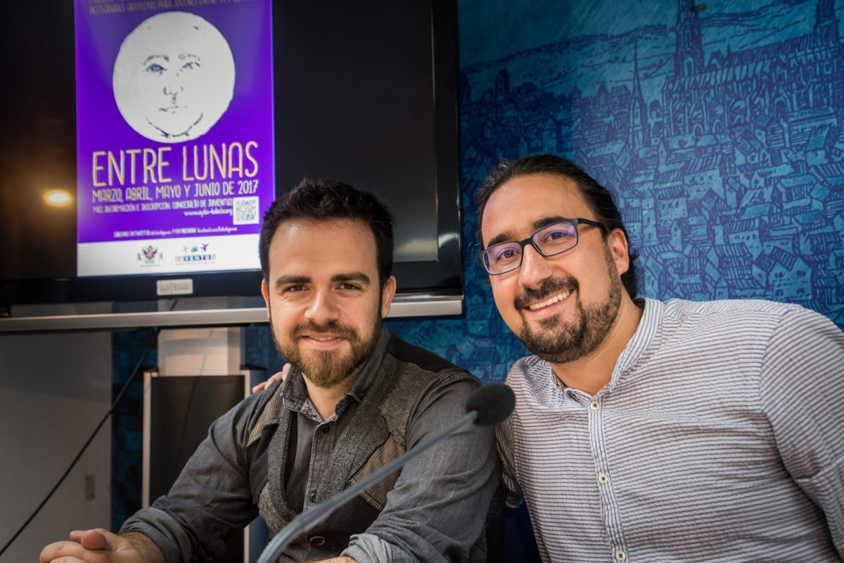 """Presentación del programa """"ENTRE LUNAS 2017"""""""