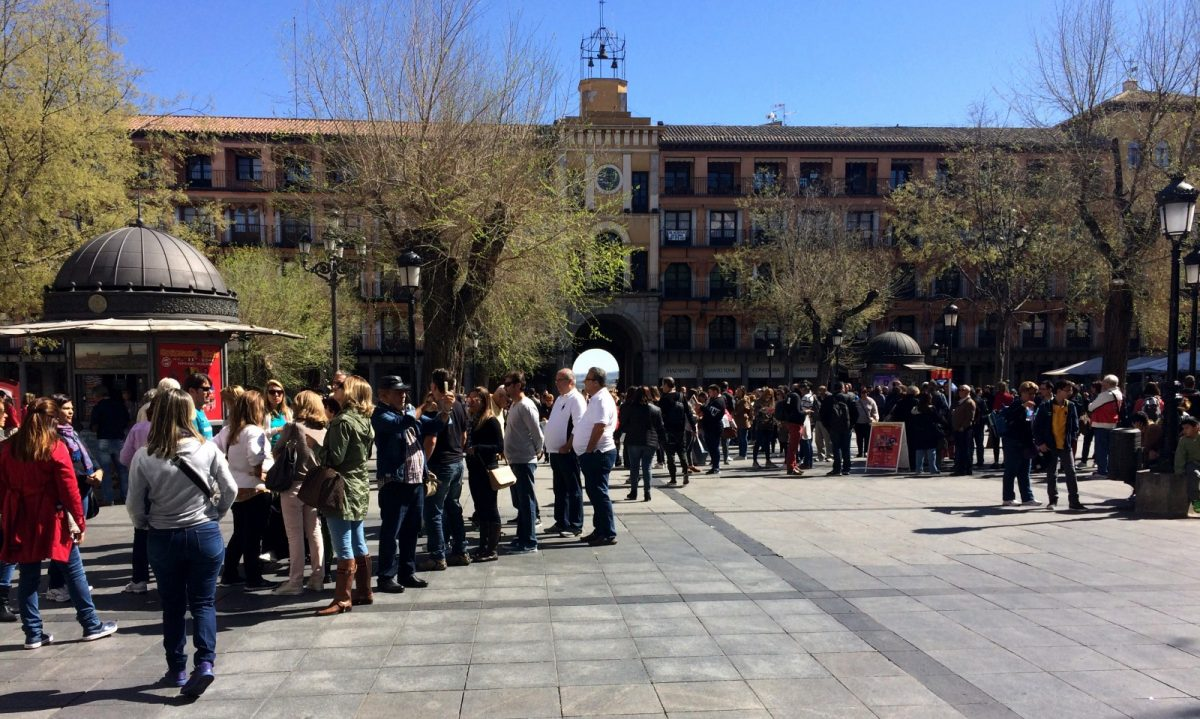 Toledo registra un 90 por ciento de ocupación hotelera y más de 9.500 visitas en las oficinas de turismo durante San José