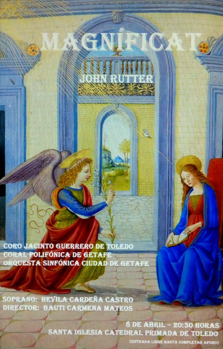 Concierto Magnificat – John Rutter