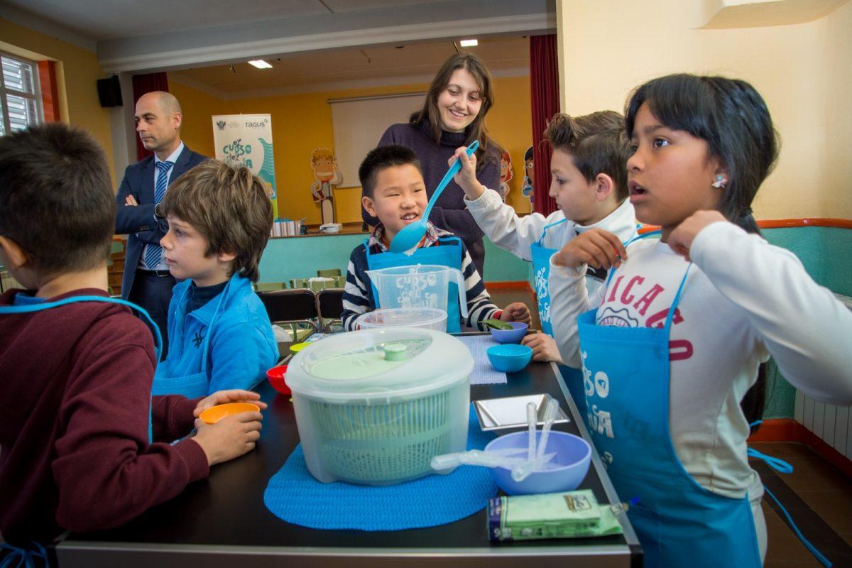"""El Ayuntamiento y Tagus ponen a disposición de los colegios de la ciudad una nueva edición del taller """"El Curso del Agua"""""""