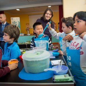 """l Ayuntamiento y Tagus ponen a disposición de los colegios de la ciudad una nueva edición del taller """"El Curso del Agua"""""""