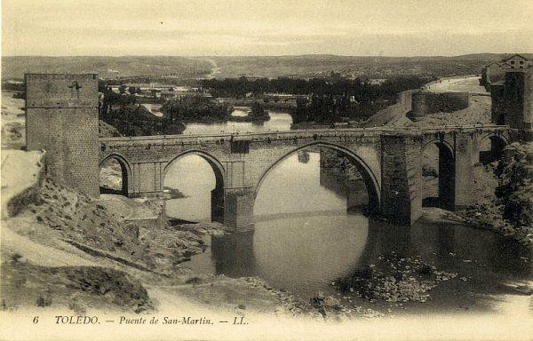 LEVY & SES FILS - 006 - Puente de San Martín_ALBA-POSTAL- 2440